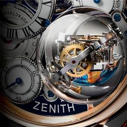 Олицетворение мастерства: Zenith Academy Christophe Colomb Hurrican Grand Voyage II