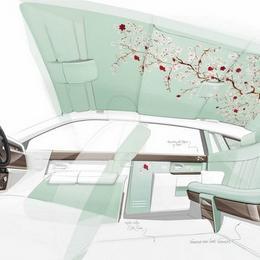 Rolls-Royce представит на Женевском автосалоне модель Phantom Serenity