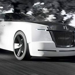Rolls Royce представляет концепт Bizarre – специально для владельцев собак