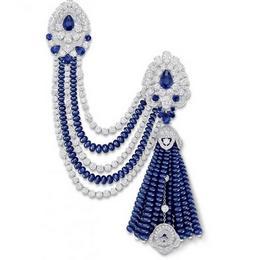 В окружении драгоценностей: часы Tassel Secret от Graff Diamonds