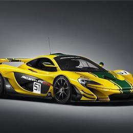 Дебют McLaren P1 GTR на Женевском автосалоне