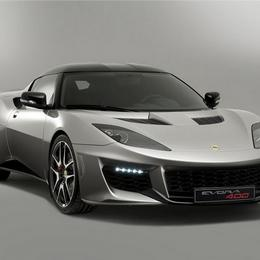 Обновленный Lotus Evora 400 дебютирует в Женеве