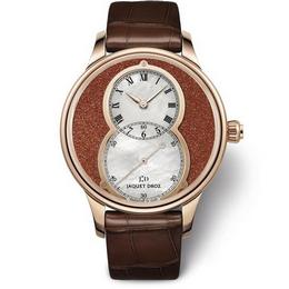 В преддверии Baselworld 2015: Jaquet Droz Grande Seconde Sunstone