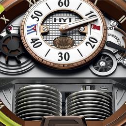 HYT H1 Cigar: первая кастомизированная модель бренда, сконструированная на заказ