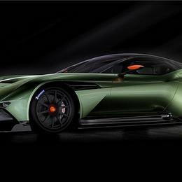 Aston Martin Vulcan – самое мощное творение бренда