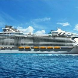 Самый крупный лайнер в мире будет называться «Гармония морей»