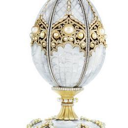 Faberge представляет яйцо Imperial – первое за 99 лет