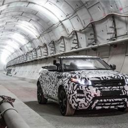 Кабриолет Range Rover Evoque 2016
