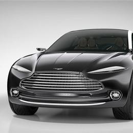 Aston Martin представил концепт под названием DBX