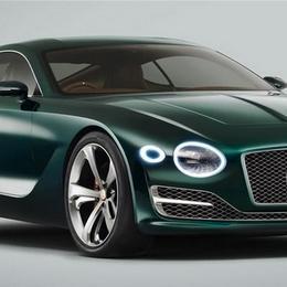 Убийственная красота: концепт Bentley EXP 10 Speed 6
