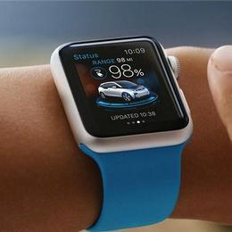 BMW i Remote App – первое приложение для управления автомобилем при помощи Apple Watch