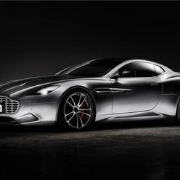Концепт Aston Martin Thunderbolt от Хенрика Фискера