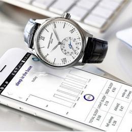 Frederique Constant запускает Horological Smartwatch – модель с фитнес-технологиями