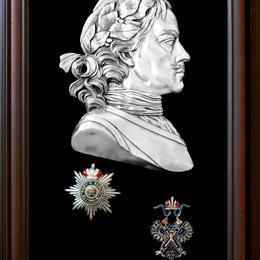 Панно «Орден Андрея Первозванного»