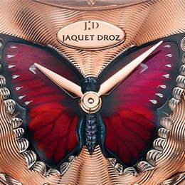 Lady 8 Flower – изысканные часы от Jaquet Droz