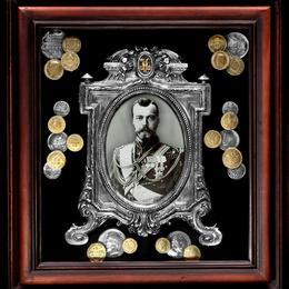Панно «Николай II»