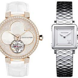 Сияйте с новой коллекцией женских часов от Louis Vuitton