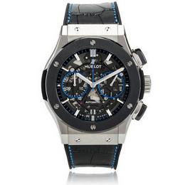 Watch Gallery и Hublot объединились для создания новой модели часов