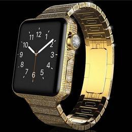 Apple Watch за $163000: золото и инкрустация бриллиантами