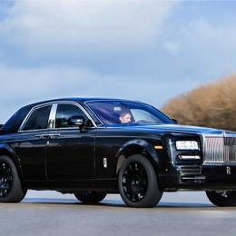 Началось тестирование внедорожника от Rolls-Royce