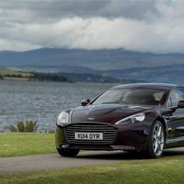 Aston Martin обдумывает создание электромобиля мощностью 1000 л.с.