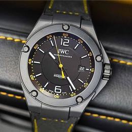 IWC представляет ограниченный тираж часов Mercedes-AMG GT