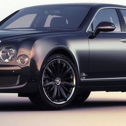 Bentley Mulsanne Blue Train: новинка, посвященная модели 1930 Speed Six