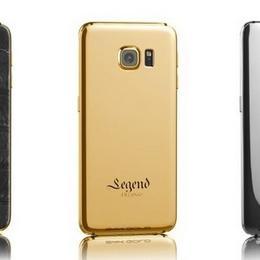 Коллекция Bespoke Samsung Galaxy S6 от Legend