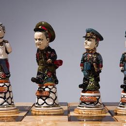 """Шахматы """"70 лет Победы"""""""