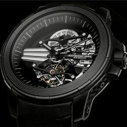 Nabucco Cello Tourbillon – первая модель от Raymond Well
