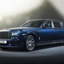 Для богатых и знаменитых: коллекция Limelight от Rolls-Royce