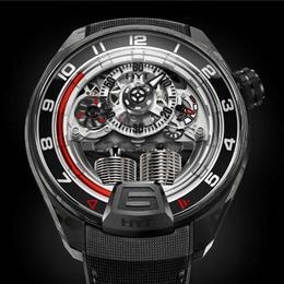 HYT H4 Gotham – уникальные часы со скелетоном