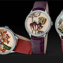 Vacheron Constantin добавляет три новых модели в коллекцию Métiers d'Art Florilège