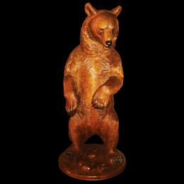 Медведь 90 см из липы