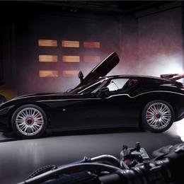 Новый концепт от Zagato и Maserati