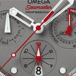 Omega представляет Seamaster Diver 300M ETNZ – хронограф, посвященный Кубку Америки 2015