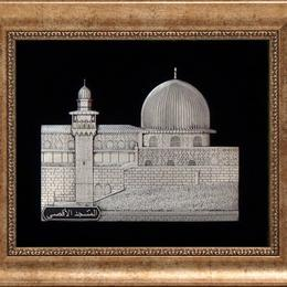 "Панно ""Мечеть аль-Акса"""