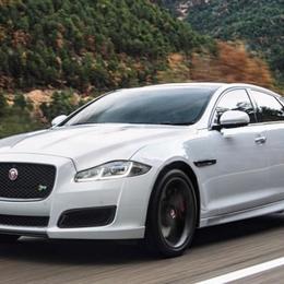 Представлен 2016 Jaguar XJ