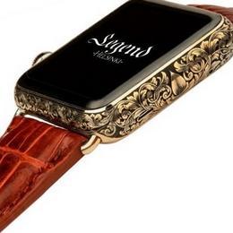 Apple представляет часы Legend