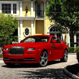Rolls-Royce Wraith St. James Edition – самый мощный из Rolls-Royce