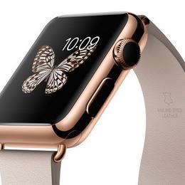 Apple Watch золотые