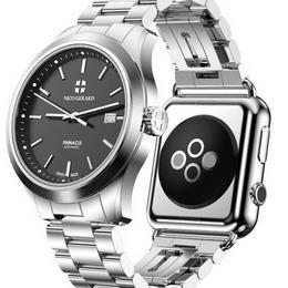 Новый взгляд на часы: Pinnacle Line от Nico Gerard