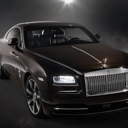 Rolls Royce Wraith Inspired by Music – уникальный аудио-опыт