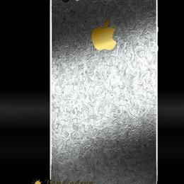 iPhone 4 Mokume Style