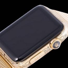 Caviar создал Apple Watch, посвященных Путину и другим главам государства