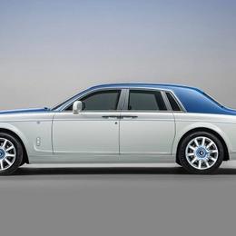 Взгляд на море: Rolls Royce Phantom Nautica