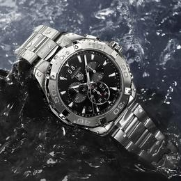 Tag Heuer представляет Launches Aquaracer 300m Ceramic Line