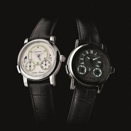 Принципы фиксации времени хронографа Homage to Nicolas Rieussec