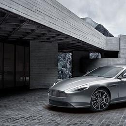Агенту 007 посвящается: Aston Martin DB9 GT Bond Edition