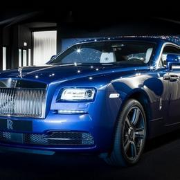 Rolls Royce Wraith Porto Cervo: на итальянском побережье
